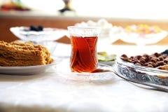 Östligt mutterte för turkisk fröjd fotografering för bildbyråer