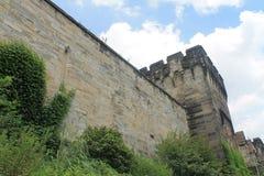 Östligt statligt penitentuary royaltyfri fotografi