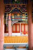 östligt tempel Arkivfoton