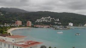 Över att se havet royaltyfria foton