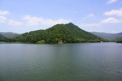 Äventyra ön Arkivfoton