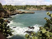 över havet Fotografering för Bildbyråer