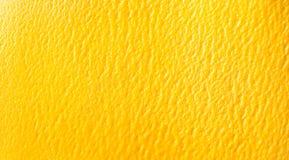 Över huvudet bakgrundstextur av mangosorbet Royaltyfri Bild
