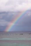 över regnbågehavet Royaltyfri Bild