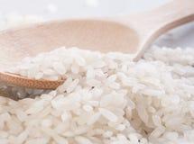 över riceskeden Royaltyfria Bilder