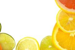 Överbelastning för vitamin C Royaltyfri Foto