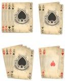 överdängare fyra royaltyfri illustrationer