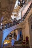 Överdådiga hus i Amerika säkerhetsbrytareherrgård Royaltyfria Foton
