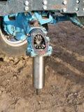 Överföring för fasat kugghjul Royaltyfri Foto