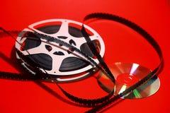 överföringsvideo Fotografering för Bildbyråer