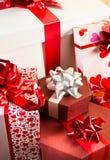 Överflöd av gåvor Arkivbild