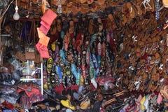 Överflöd av läder arkivbilder