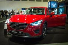 Övergången AWD Mazda CX-5 Royaltyfri Fotografi