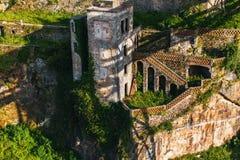 Övergav husbyggnader, Porto, Portugal Royaltyfria Bilder