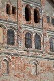 övergiven byggnad Royaltyfria Bilder