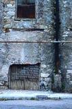 övergiven byggnad Arkivfoton