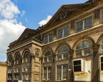 Övergiven byggnad i Saint Louis, MO Royaltyfria Bilder