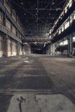 Övergiven enig fabrik för barn - Youngstown, Ohio Arkivfoto