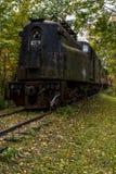 Övergiven järnväg - New York royaltyfria foton