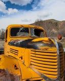 övergiven lastbil Royaltyfri Fotografi