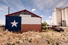 Övergiven restaurang på Route 66 Royaltyfri Bild
