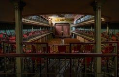 Övergiven teater Royaltyfria Bilder
