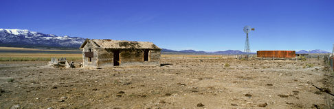 Övergiven träbyggnad, Arkivfoton