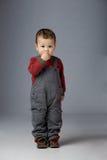 övergivet barn Royaltyfri Fotografi