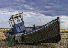 övergivet fartyg Royaltyfria Foton