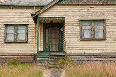 Övergivet hus Fotografering för Bildbyråer
