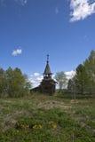 övergivet kapell Royaltyfria Foton