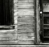 övergivna Amerika Fotografering för Bildbyråer