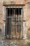 Övergivna fönster Royaltyfri Foto