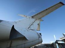 Övergivna flygplan Royaltyfria Foton