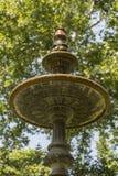Överkant av springbrunnen Royaltyfria Foton