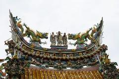 Överkant av taktemplet Royaltyfri Bild