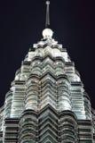 Överkant av tornet Royaltyfri Foto