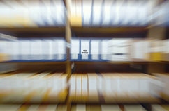 Överkant - hemliga arkivmappar, gamla arkivmappar Royaltyfri Fotografi