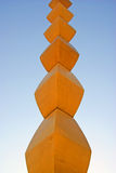 överlappande rhombuses för himmel till Arkivfoton