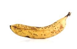 övermogen banan Arkivbild