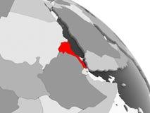 Översikt av Eritrea stock illustrationer