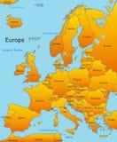 Översikt av Europa