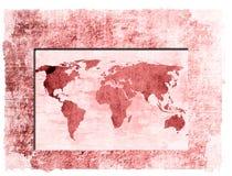 översiktsvärld Fotografering för Bildbyråer
