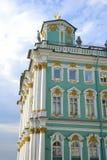 Övervintra slotten, St Petersburg Royaltyfria Bilder