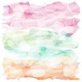 Övervintrar pastellfärgad bakgrund för ljus vit rosa färggulingförälskelse i jul Royaltyfri Fotografi