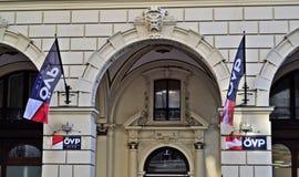 ÖVP Headquarters Stock Image