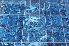 övre för tät silicium för cell sol- Arkivfoto