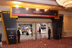 Övre Marques Macao 2011 Arkivfoton
