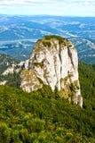 övre sikt för berg Royaltyfri Fotografi