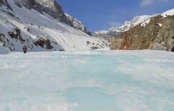 övre sikt för montseny montserrat berg Arkivfoton